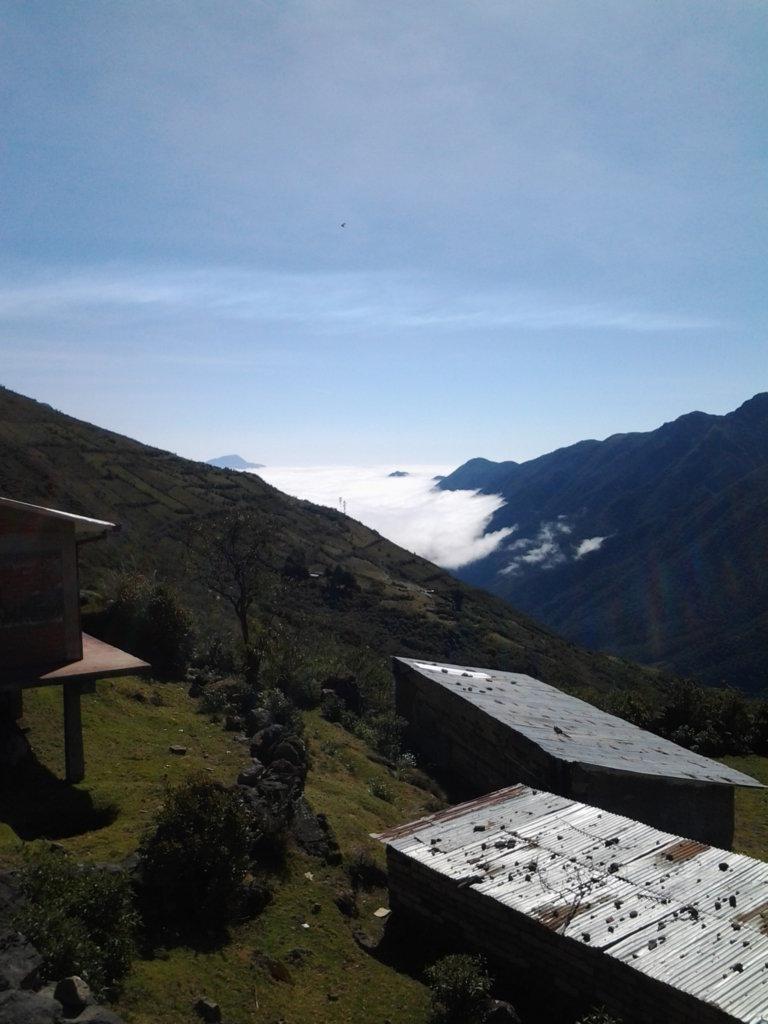 One of the schools in the Cordillera