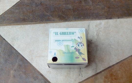 El Grillito - soap box