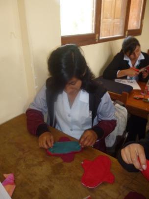 Making pads