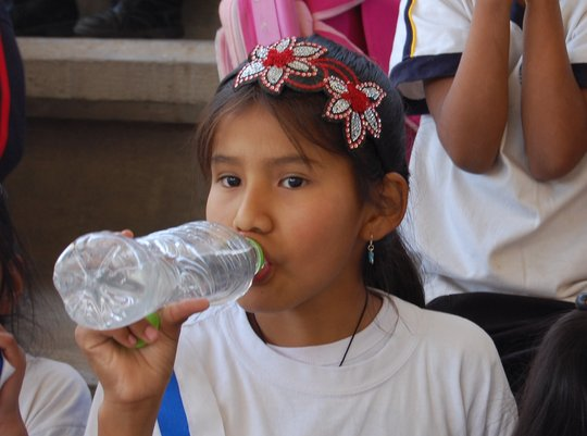 Safe drinking water is now available at schools