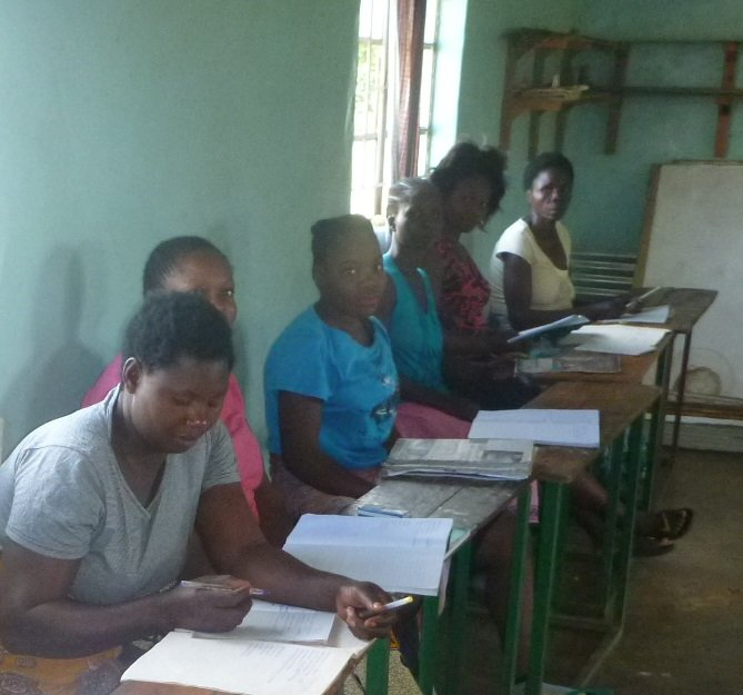 Literacy programme learners