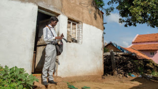 Keerthi's job - the hope to break out of poverty.