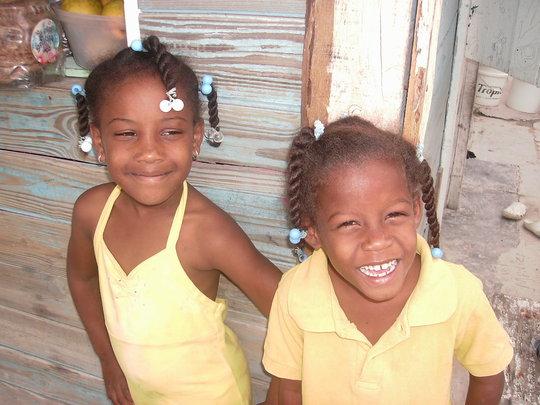 NEW SCHOOL IN DOMINICAN REPUBLIC FOR 320 CHILDREN