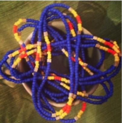 Lakota Beaded Wrap,made by our artisan at PRR