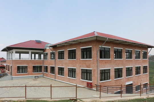 New Vocational School at Olgapuri