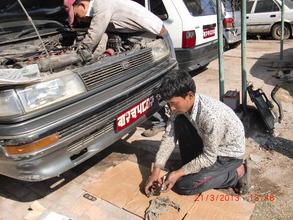 Learning the basics of auto mechanics