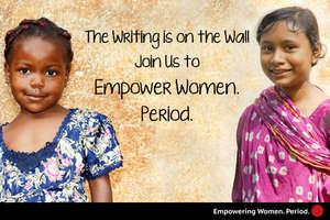 Empowering Women Period