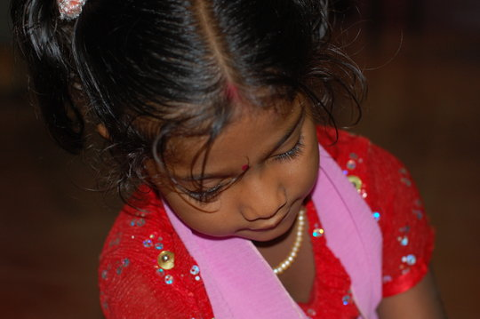 Educate and Shelter Children in Red Light District