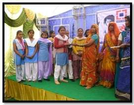 Girl Child Day Celebrations