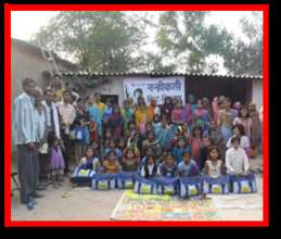 Kit Distribution Ceremony
