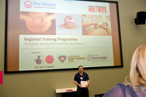 Tiny Tickers' training conference in Sheffield