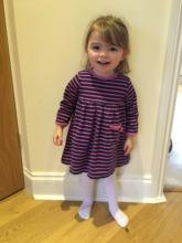 Harriett, age 2
