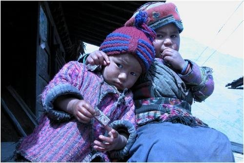 Mother and Child Health Clinic in Rural Nepal