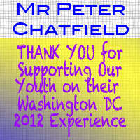 Sponsor Thank You > Peter Chatfield
