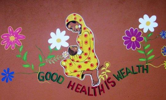 health message muriel