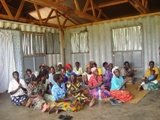 Provide health care to 25 villages in postwar Gulu