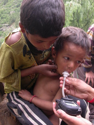 Build wells for 200 villagers in rural Nepal