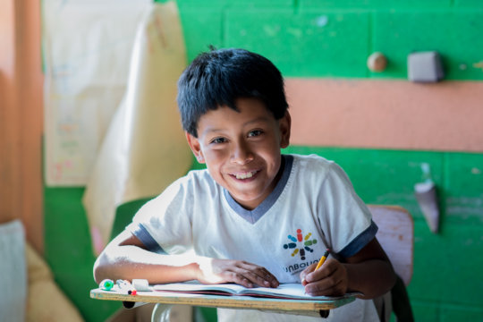 Creating Educational Opportunity for Maya Children