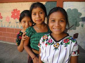 Recess at La Cumbre, Guatemala