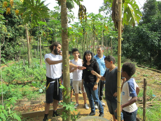 Learning About Growing Food