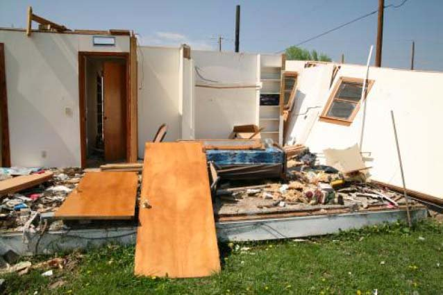 2012 US Tornadoes Recovery
