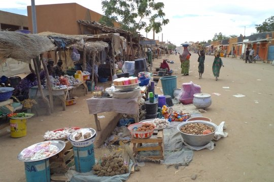 Vendors are coming back to remote areas