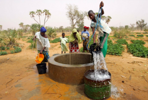 Communities get the tools they need to build wells