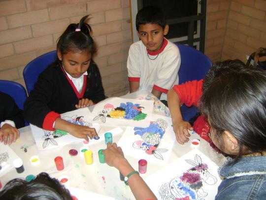 Art Workshop - Taller de Artes