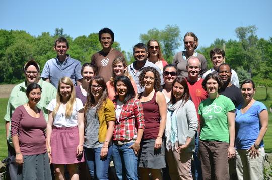NERN 2012 Class
