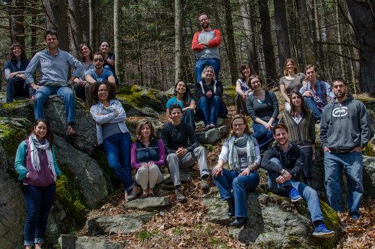 2014 New England Class