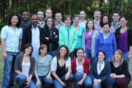 EWCL 2011-2012 Class