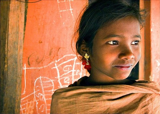 Prevent Early Marriage-Educate an Indian girl
