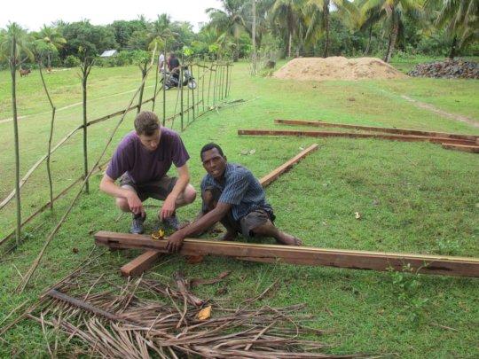 Beginnings: Building the Moth Garden