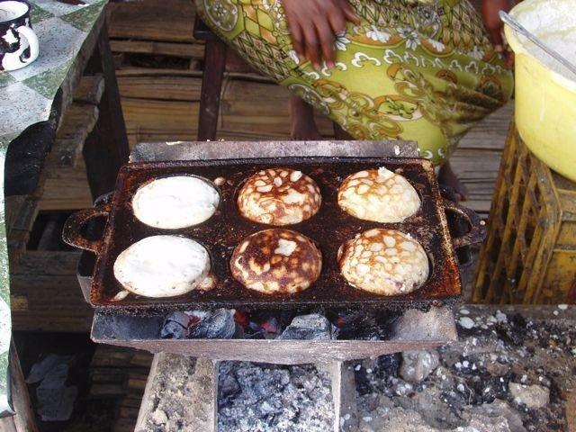Traditional malagasyskiver