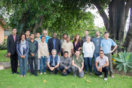 International meeting to discuss insects for food
