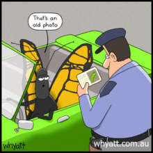 Holiday Fun by Cartoonist Tim Whyatt