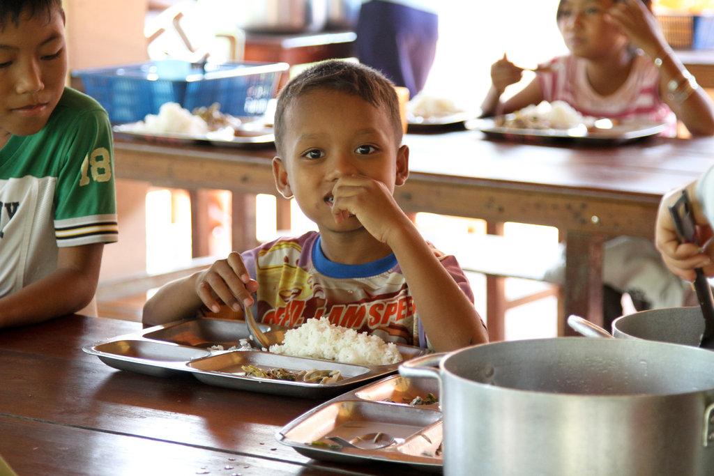 Sangkheum Center for Children, Siem Reap, Cambodia