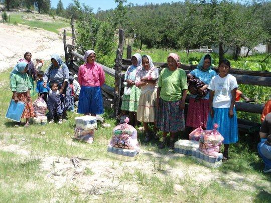 Help us raise $12,000 in aid for the Tarahumara!