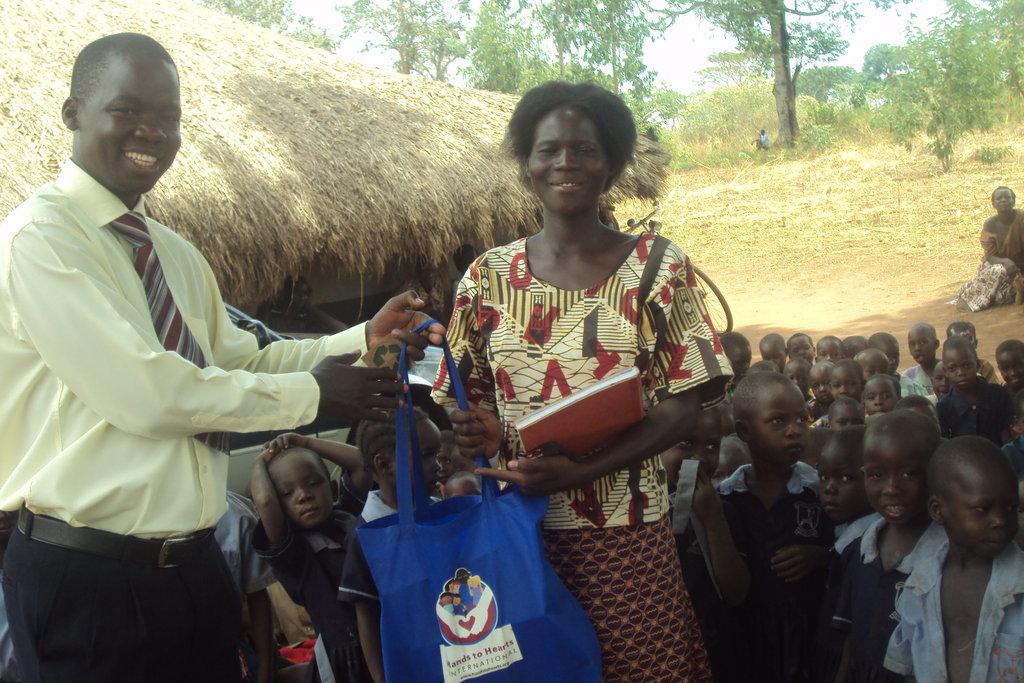 Sponsor 150 OVC in School & Support 5 ECDC in Kole