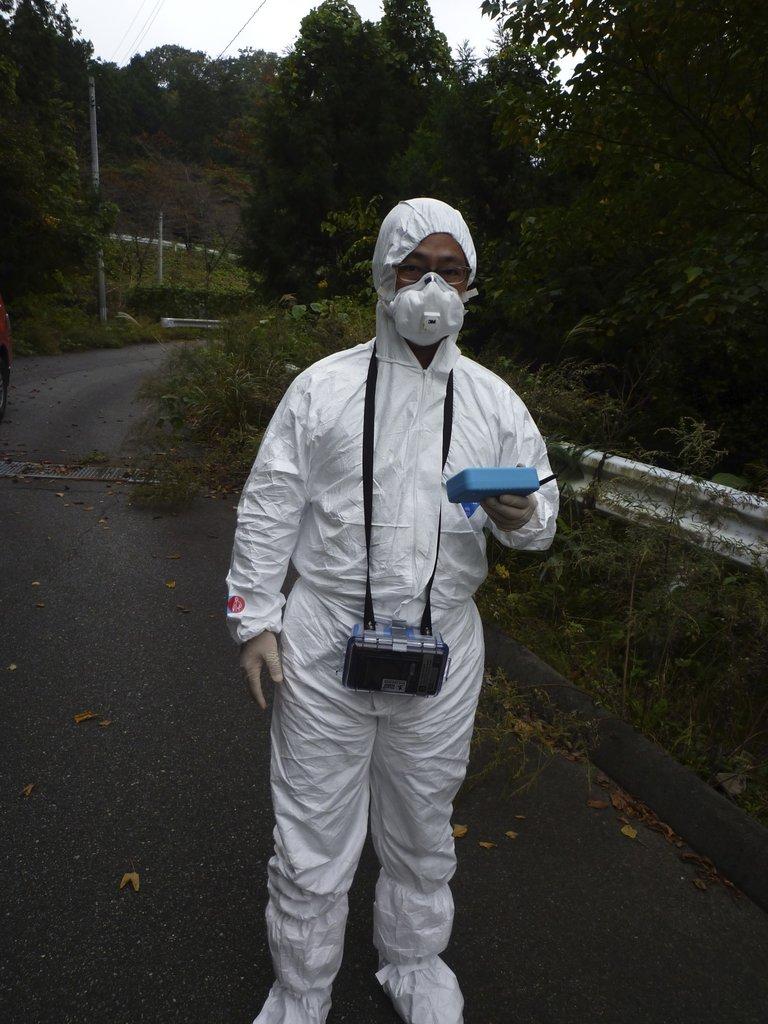 Safecast - Japan Radiation Monitoring