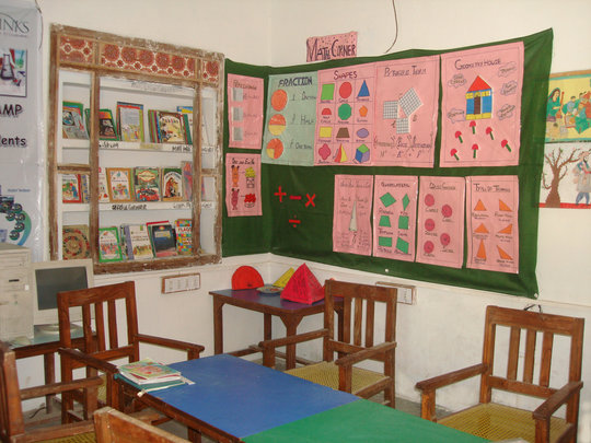A typical DIL Classroom