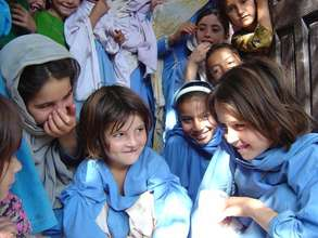 DIL Students in the Jabri area