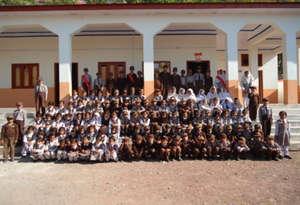 The School You Built...