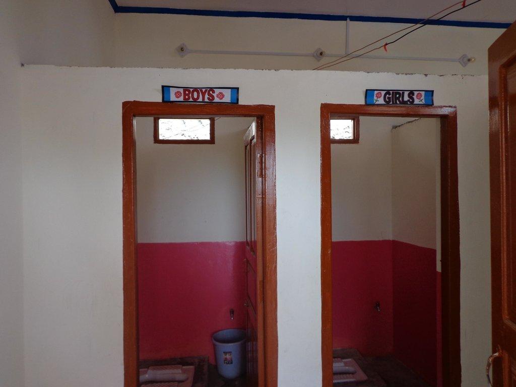Jabri School - Restrooms
