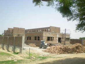 Ranjali School - Outside view