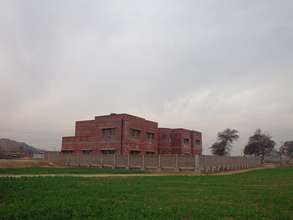 The Ranjali School Building