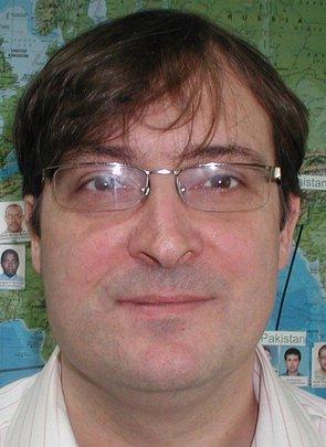 Nigel Young, Head of Merlin's Emergency Response