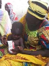 Zafaya Health Center, Chad