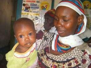 Zafaya Health Center, Massaguet District, Chad