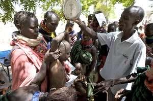 Sahel, West Africa Food Crisis Emergency